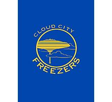 Cloud City Freezers - Star Wars Sports Teams Photographic Print