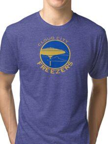 Cloud City Freezers - Star Wars Sports Teams Tri-blend T-Shirt