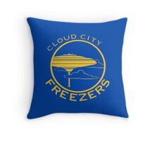 Cloud City Freezers - Star Wars Sports Teams Throw Pillow