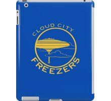 Cloud City Freezers - Star Wars Sports Teams iPad Case/Skin
