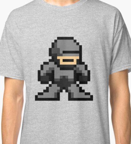 8 bit Robocop Classic T-Shirt