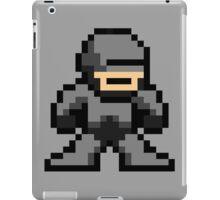 8 bit Robocop iPad Case/Skin