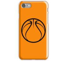 Orange Basketball iPhone Case/Skin