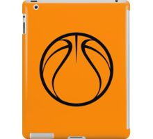 Orange Basketball iPad Case/Skin
