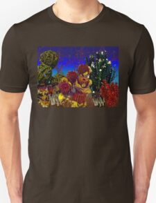 """Dried Stems""© Unisex T-Shirt"
