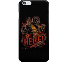 Get Over HERE bae! iPhone Case/Skin