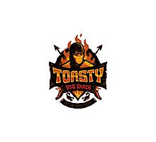 Toasty BBQ Photographic Print