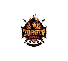 Toasty BBQ Photographic Print