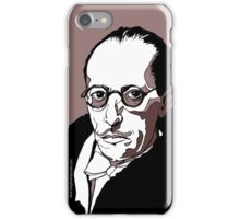 Igor Stravinsky iPhone Case/Skin