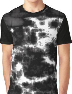 Cosmic Black Graphic T-Shirt