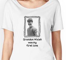Brandon Walsh <3 Women's Relaxed Fit T-Shirt