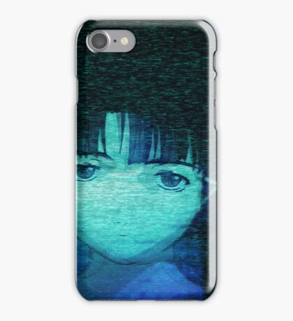 Lain on Internet iPhone Case/Skin