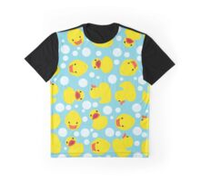 Rubber Duckies Graphic T-Shirt
