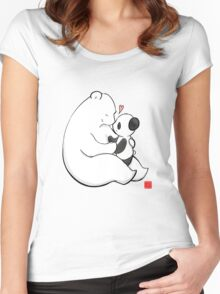Close To Your Heart Women's Fitted Scoop T-Shirt