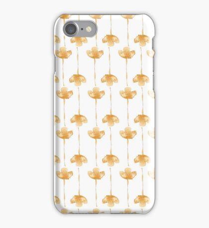 Dried flower iPhone Case/Skin