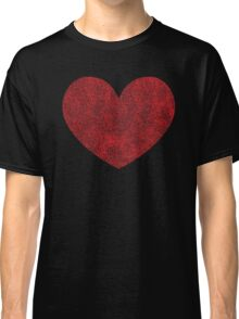 Red Heart Love Classic T-Shirt