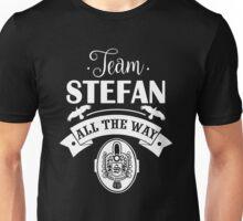 Team Stefan. Stefan Salvatore. TVD. Unisex T-Shirt
