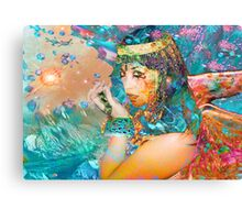 Star Illumination Canvas Print
