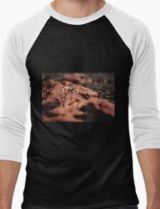 Miniature World #1 Men's Baseball ¾ T-Shirt