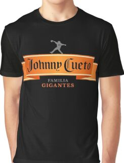 Johnny Cuervo Graphic T-Shirt