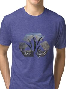 Re~Cycle Tri-blend T-Shirt