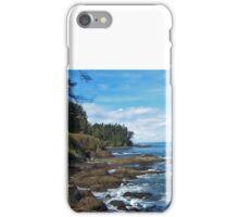 WASHINGTON SHORELINE ~ USA iPhone Case/Skin