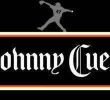 Johnny Cuervo #2 Sticker
