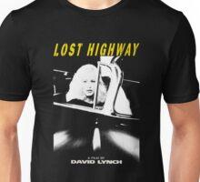 LOST HIGHWAY - DAVID LYNCH Unisex T-Shirt