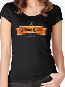 Johnny Cuervo Women's Fitted Scoop T-Shirt