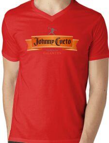 Johnny Cuervo Mens V-Neck T-Shirt