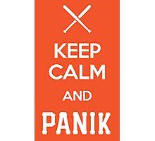 KCP - Keep Calm and Panik Photographic Print