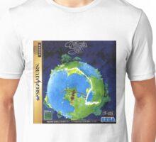 Fragile Saturn Unisex T-Shirt
