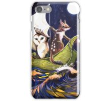 The Owl & the Quoll iPhone Case/Skin
