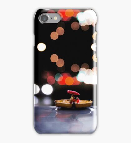 Miniature World #2 iPhone Case/Skin