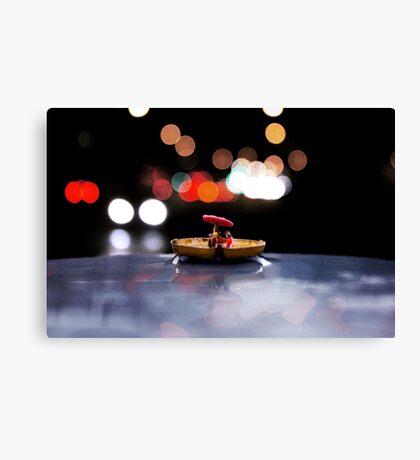 Miniature World #2 Canvas Print