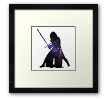 Kylo Ren Universe No.1 Framed Print