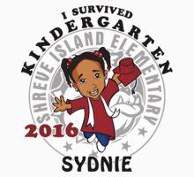 Sydnie 2016 (light backround only) Kids Tee
