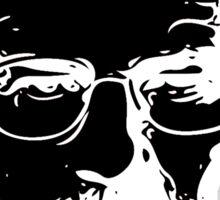 Walter White minimal Sticker
