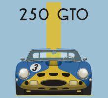 Ferrari 250 GTO Kids Tee