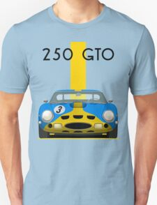 Ferrari 250 GTO Unisex T-Shirt