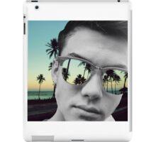 Grayson Dolan Sunset  iPad Case/Skin