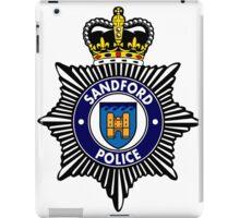 Sandford Police iPad Case/Skin