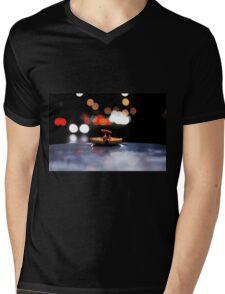 Miniature World #2 Mens V-Neck T-Shirt