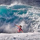 The Art Of Surfing In Hawaii 33 by Alex Preiss