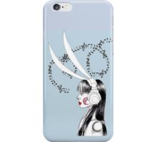 Music Bunny Ears iPhone Case/Skin
