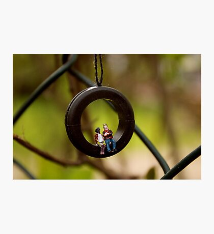 Miniature World #4 Photographic Print