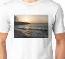 Greeting the Sun on Lake Ontario Unisex T-Shirt