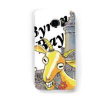 Byron Bay the Wategoat Samsung Galaxy Case/Skin