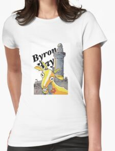 Byron Bay the Wategoat Womens Fitted T-Shirt