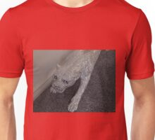 Stealth Attack - Silver Panther Unisex T-Shirt